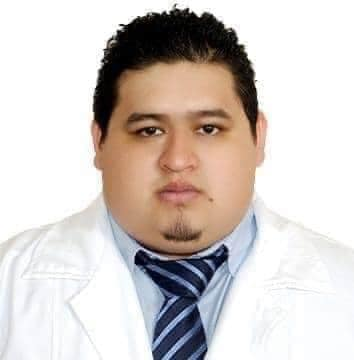 Doctor Uriel Aguilar Carrillo.